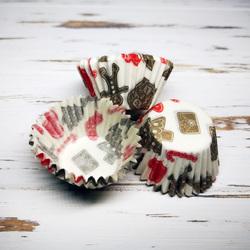 Форма для конфет Имбирные пряники 30х24 50шт.
