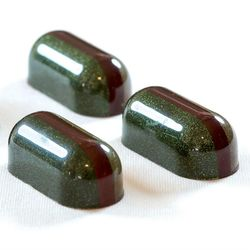 Полікарбонатна форма для цукерок Капсула 21 шт.