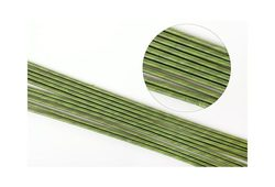 Дріт зелений в обмотці № 22 50 шт