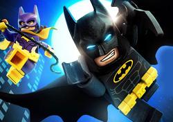 Картинка з мультика Бетмен Лего №2