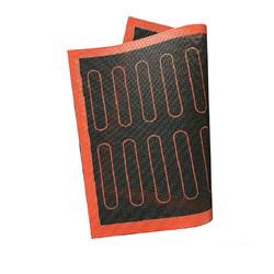 Коврик силиконовый перфорированный для эклеров 39х59 см