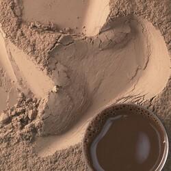 Какао-порошок натуральный Cacao Barry N101 10-12% - 500 г фасовка (NCP-10C101-789)