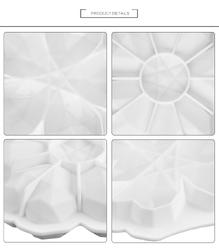 Форма силіконова для євродесертів Sakura Origami