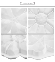 Форма силиконовая для евродесертов Sakura Origami