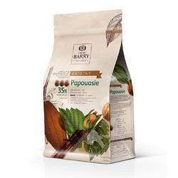 Шоколад молочный Cacao Barry PAPOUASIE 36% - 1 кг оригинальная упаковка (CHM-Q35PAP-E1-U68)