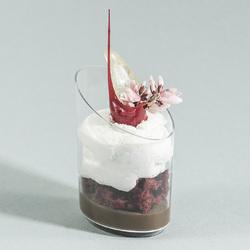 """Стаканчик для десертов """"Овал"""" 45 мл."""