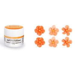 Краситель сухой жирорастворимый для шоколада Украса Оранжевый 5г
