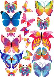 Картинка Бабочки №8