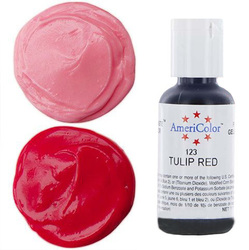 Краситель гелевый Americolor Красный Тюльпан 21 г