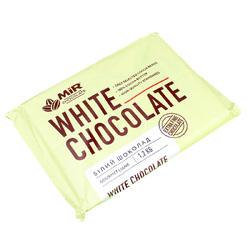 Шоколад білий ШК МИР 26% - плитка 1,2 кг
