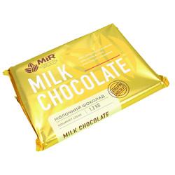 Шоколад молочний ШК МИР 28% - плитка 1,2 кг