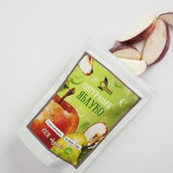 Яблуко дольки сублимированное Смачні Технології 20 г