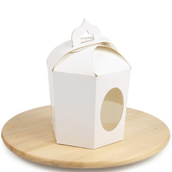 Коробка великодня 145х165х160 мм №8 Біла