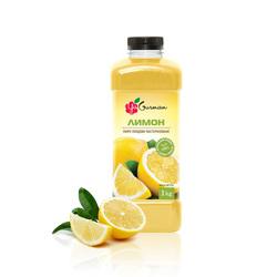 Лимон пюре пастеризоване (1кг) Ya Gurman