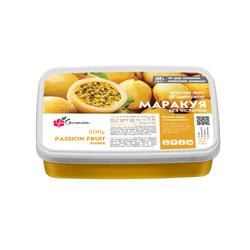 Заморожене пюре Маракуйя без косточки (0,5кг) Ya Gurman