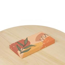 Коробка для шоколадки 160*80*17 Листок