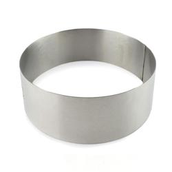 Форма металева коло D-16 см висота 10 см
