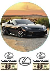 Картинка Lexus №1