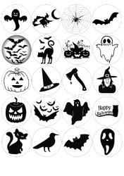 Картинка для маффинов,капкейков Хеллоуин №165