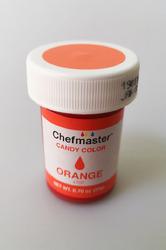 Краситель для шоколада Chefmaster Candy Color, Orange (Оранжевый) 20g