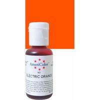 Краситель гелевый AmeriColor  Электрический Оранжевый 21г