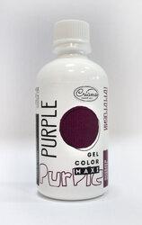 Краситель гелевый Criamo Maxi Пурпурный / Purple 125г.
