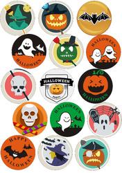 Картинка для маффинов,капкейков Хеллоуин №171