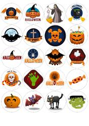 Картинка для маффинов,капкейков Хеллоуин №173