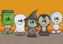 Картинка Хеллоуин №14