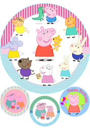 Картинка Свинка Пеппа №8