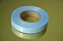 Декоративна стрічка 2 * 50 колір блакитний