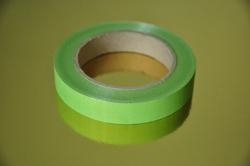 Декоративна стрічка 2 * 50 колір зелений