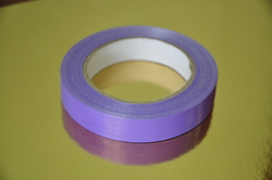 Декоративна стрічка 2 * 50 колір фіолетовий