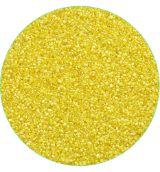 "Посыпка ""Сахарные кристаллы Желтые"" 3-4 мм,50 г"