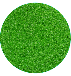 """Посыпка """"Сахарные кристаллы Зеленые"""" 3-4 мм,50 г"""