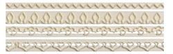 Набор вырубок Бордюр из 4 ед арабский стиль