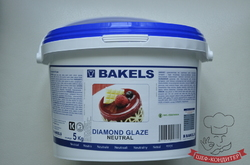Гель Bakels Diamond Glaze 0,5 кг