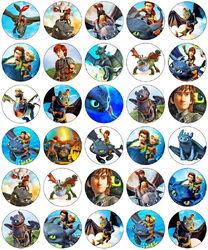 Картинки для мафінів, капкейків №17