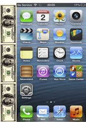 Картинка экран Iphone №3