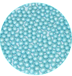 Жемчуг Голубой 5 мм, 50г