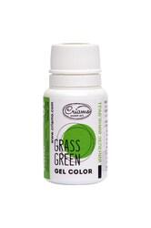 Краситель гелевый Criamo Зеленая трава / Grass Green 10г.