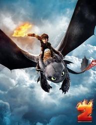 Картинка з мультика Як приручити Дракона №3