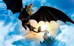 Картинка з мультика Як приручити Дракона №5