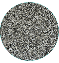 """Посыпка """"Хлопья Серебро""""шоколадные,3-4 мм,50 г"""