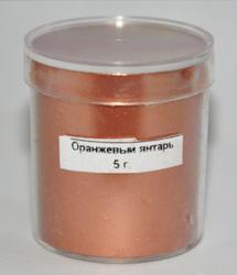Кандурин Топ Продукт помаранчевий бурштин