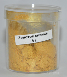 Кандурин Топ Продукт золотое сияние