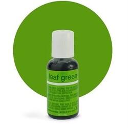Гелевый краситель Chefmaster Liqua-Gel Leaf Green (зеленая листва) 21 г.