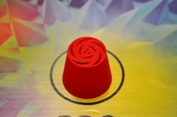 Насадка пластиковая №20 - Махровый тюльпан