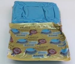 Мастика Bakels Pettinice (Блакитна) 1 кг