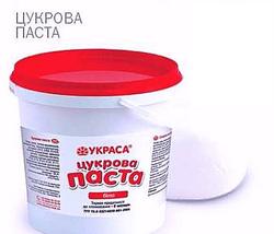 Мастика кондитерская Украса белая 1кг